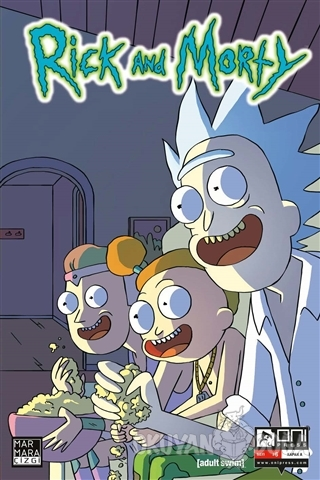Rick and Morty 6