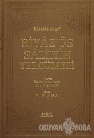 Riyaz'üs Salihin Tercümesi 1-2-3 Cilt (Tek Cilt) (Ciltli)