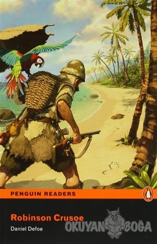 Robinson Crusoe Level 2 - Daniel Defoe - Pearson Ders Kitapları