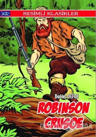 Robinson Crusoe - Daniel Defoe - Parıltı Yayınları