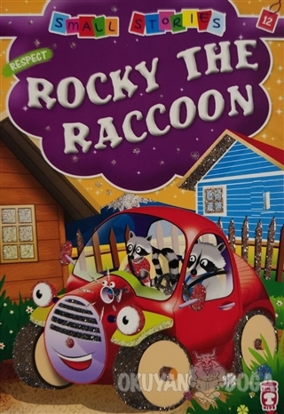 Rocky The Raccoon - Şokuh Gasemnia - Timaş Publishing