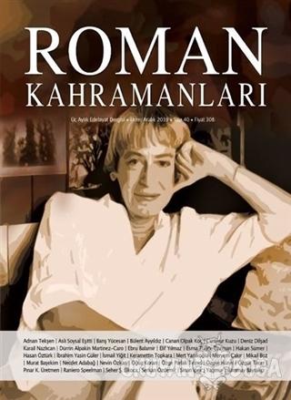 Roman Kahramanları Dergisi Sayı: 40 Ekim - Kasım 2019