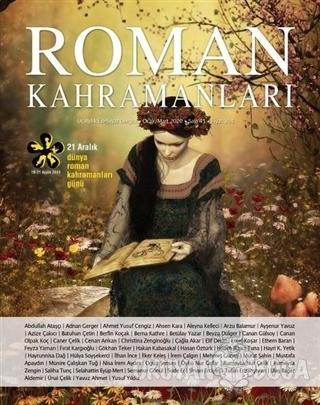 Roman Kahramanları Dergisi Sayı: 41 Aralık - Ocak 2019