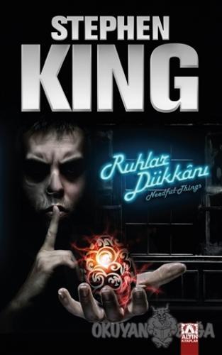 Ruhlar Dükkanı - Stephen King - Altın Kitaplar