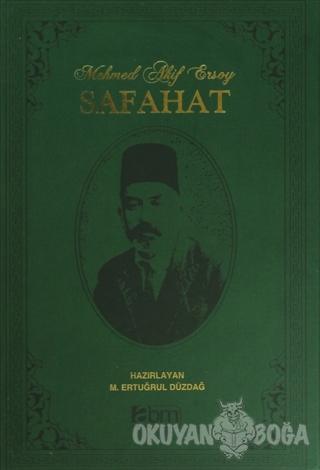 Safahat (Kutulu) (Ciltli) - Mehmet Akif Ersoy - Abm Yayınevi