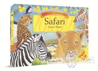 Safari - Maurice Pledger - Mandolin Yayınları
