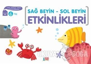Sağ Beyin - Sol Beyin Etkinlikleri (6 Yaş) - Elif Konar - Minik Ada -