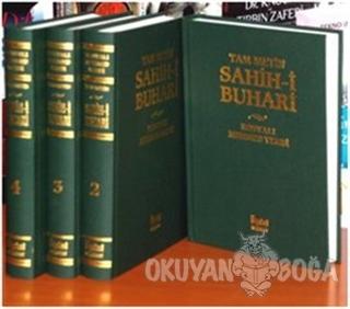 Sahih-i Buhari Tam Metinli (4 Cilt Takım) (Ciltli) - Konyalı Mehmed Ve