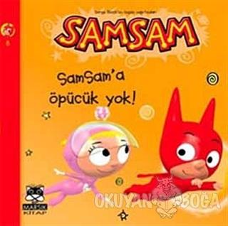 Samsam 8 - Samsam'a Öpücük Yok!