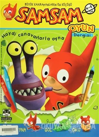 Samsam Oyun Dergisi Sayı: 2 (2010/04) - Kolektif - Marsık Kitap