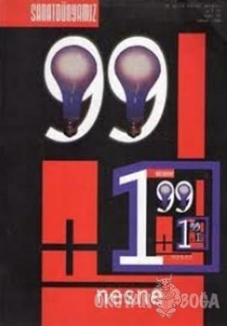 Sanat Dünyamız Üç Aylık Kültür ve Sanat Dergisi Sayı: 62