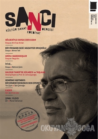 Sancı Kültür Sanat Edebiyat Dergisi Sayı : 6 Ocak-Şubat 2016 - Kolekti