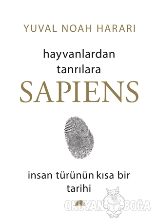 Sapiens: Hayvanlardan Tanrılara (Ciltli)