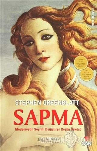 Sapma - Stephen Greenblatt - Can Yayınları