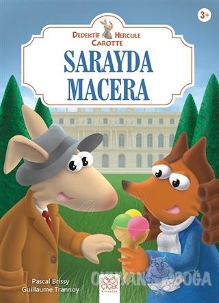 Sarayda Macera - Dedektif Hercule Carotte - Pascal Brissy - 1001 Çiçek