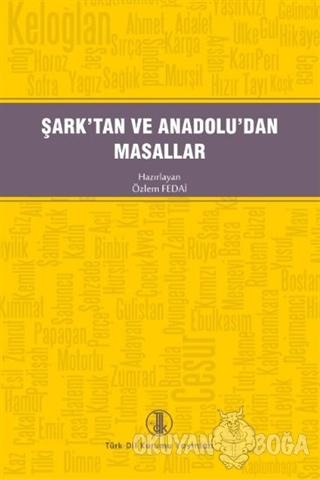 Şark'tan ve Anadolu'dan Masallar - Özlem Fedai - Türk Dil Kurumu Yayın