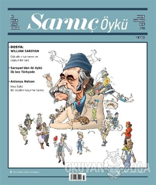Sarnıç Öykü Dergisi Sayı : 23 Mayıs-Haziran 2015 - Kolektif - Sarnıç D