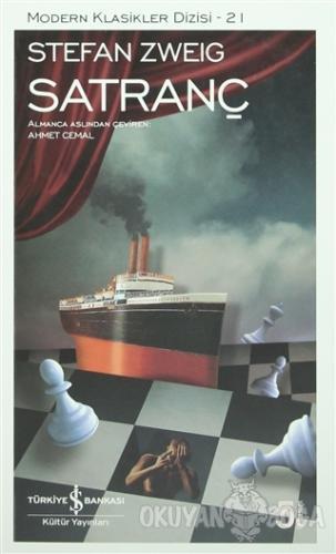 Satranç - Stefan Zweig - İş Bankası Kültür Yayınları