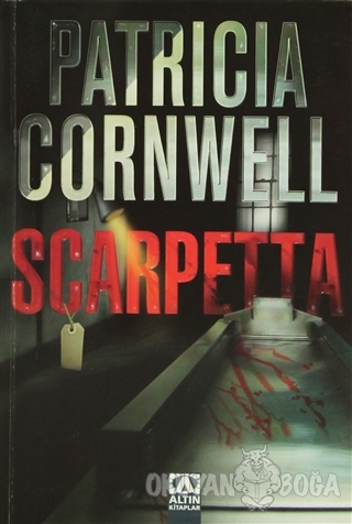 Scarpetta - Patricia Cornwell - Altın Kitaplar