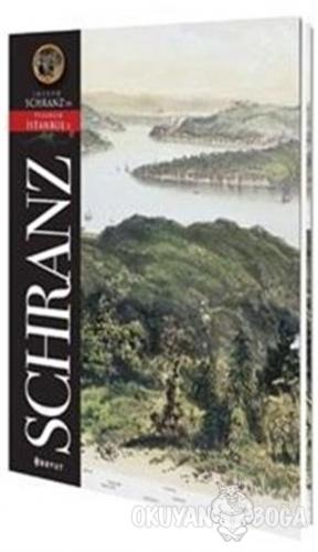 Schranz Pitoresk İstanbul Kartpostal Kitabı - Joseph Schranz - Boyut Y