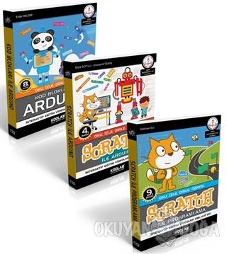 Scratch İle Kolay Programlama Seti (3 Kitap Takım) - Kolektif - Kodlab