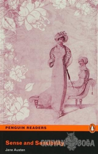 Sense and Sensibility Level 3 - Jane Austen - Pearson Hikaye Kitapları