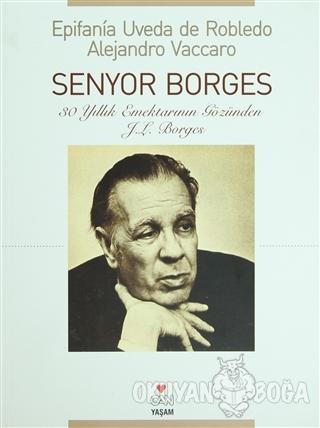 Senyor Borges - Alejandro Vaccaro - Can Yayınları