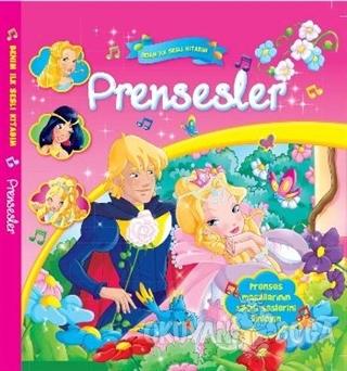Sesli Kitaplar - Prensesler - Kolektif - Parıltı Yayınları