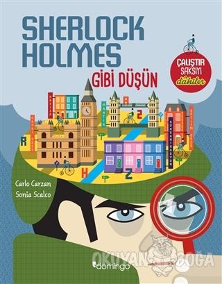Sherlock Holmes Gibi Düşün