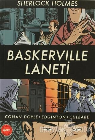 Sherlock Holmes Baskerville Laneti - Sir Arthur Conan Doyle - NTV Yayı