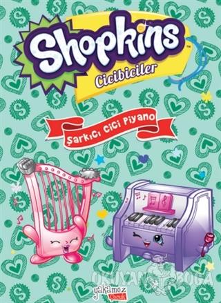 Shopkins Cicibiciler - Şarkıcı Cici Piyano