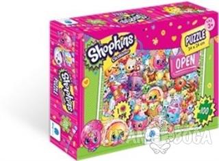 Shopkins Puzzle 100 Parça - Kolektif - Gizzy Art