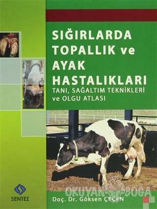 Sığırlarda Topallık ve Ayak Hastalıkları - Göksen Çeçen - Sentez Yayın