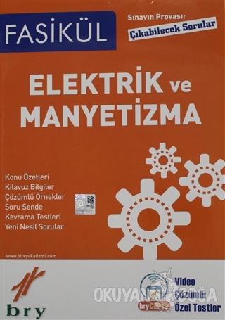 Sınavın Provası Çıkabilecek Sorular - Fasikül Elektrik ve Manyetizma -