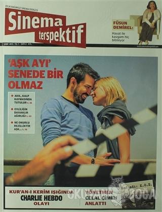 Sinema Terspektif Dergisi Sayı : 2 Şubat 2015 - Kolektif - Sinema Ters