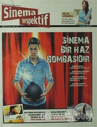 Sinema Terspektif Dergisi Sayı : 5 Mayıs 2015 - Kolektif - Sinema Ters