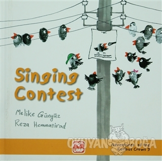 Singing Contest (Ciltli) - Melike Günyüz - UMP Yayınları