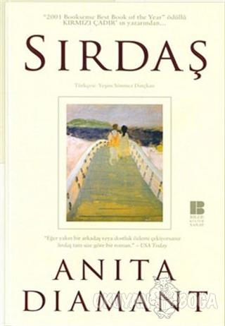 Sırdaş - Anita Diamant - Bilge Kültür Sanat
