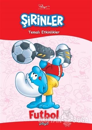 Şirinler - Futbol - Kolektif - Pogo Çocuk