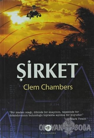 Şirket - Clem Chambers - Kassandra Yayınları