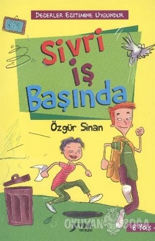 Sivri İş Başında - Özgür Sinan - Yuva Yayınları