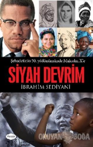 Siyah Devrim - İbrahim Sediyani - Parafiks Yayınevi
