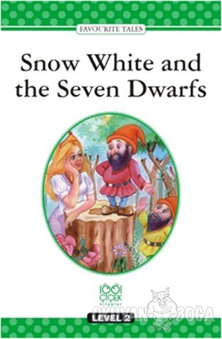 Snow White and the Seven Dwarfs Level 2 - Kolektif - 1001 Çiçek Kitapl