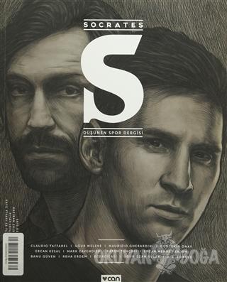 Socrates - Düşünen Spor Dergisi Sayı : 3 Haziran 2015