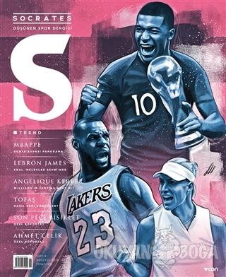 Socrates - Düşünen Spor Dergisi Sayı: 41 Ağustos 2018