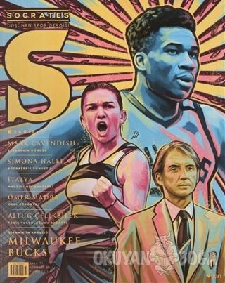 Socrates Düşünen Spor Dergisi Sayı: 77 Ağustos 2021 - Kolektif - Socra