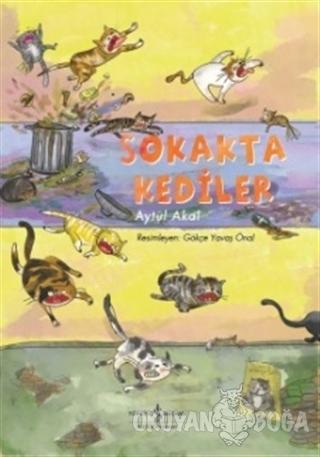 Sokakta Kediler - Aytül Akal - İş Bankası Kültür Yayınları