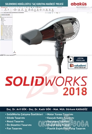 SolidWorks 2018 (Eğitim Video'lu)