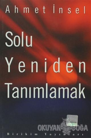 Solu Yeniden Tanımlamak - Ahmet İnsel - Birikim Yayınları
