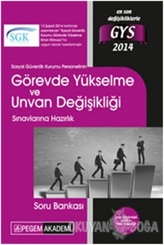Sosyal Güvenlik Kurumu Görevde Yükselme - Sınavlara Hazırlık Soru Bankası 2014